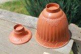 Кашпо для цветов «Калла-лепка газон» - чаша и ножка