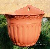 Настенное кашпо для цветов «Калла-лепка»