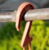 Подвесной горшок для цветов «Цегла висячая» - крючок