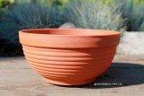 Кашпо «Миска» - пластиковое кашпо для декоративных растений