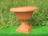 Кашпо для цветов пластиковое «Атена»