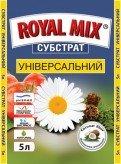 Универсальный цветочный субстрат «Royal Mix»