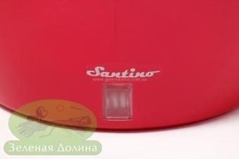 Пластмассовые горшки «Santino» - смотровое окошко