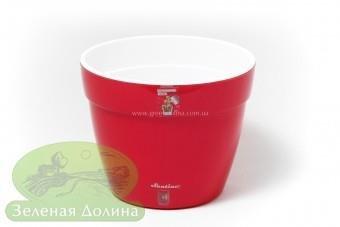 Пластмассовые горшки «Santino Asti» красные