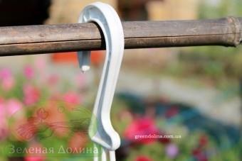 Крючок для подесного цветочного горшка «Бочка»