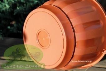 Подвесной вазон «Террак Висячий» вид снизу
