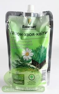 Удобрение «Биохелат» для газона, хвойных, цветов