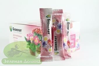 Удобрение «Биохелат» для цветущих растений