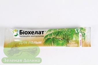 Удобрение «Биохелат» для пальм в стиках