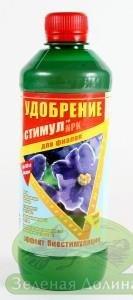 Удобрение «Стимул NPK» минеральное для фиалок