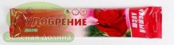 Удобрение для роз с витаминами «Чистый Лист» стик