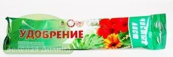Удобрение для комнатных растений «Чистый лист» в стиках