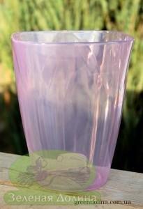 Кашпо для орхидей «Орхидейница» розовая