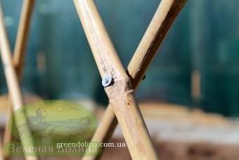 Бамбуковая решётка