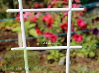 Опора для вьющихся цветов и растений лесенка